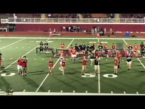 Maypearl High School Band 8/31/18