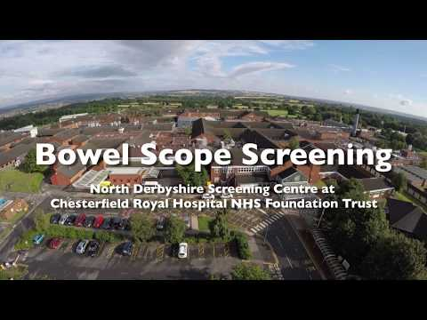 Bowel Scope Screening at Chesterfield Royal Hospital NHS Foundation Trust
