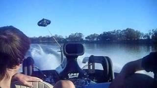 Manta Ray Flying Tube
