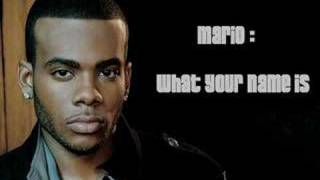 Watch Mario What Your Name Is video