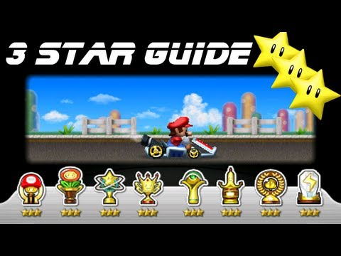 Ultimate 3 Star Rank Guide And Tips For Mario Kart 7