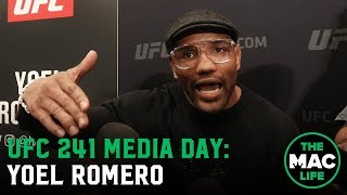 "Yoel Romero categorically rules out Jon Jones fight: ""I stand with a man in good time and bad time"""