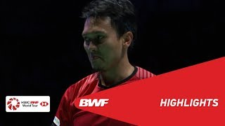 YONEX All England Open | MD Semifinals Highlights | BWF 2019