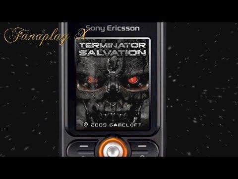 Terminator Salvation (Sony Ericsson W200)