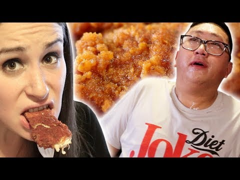 WE TRY THE WORLDS HOTTEST FRIED CHICKEN 🐔