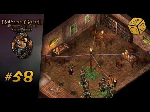 Neb, the child murderer - Let's Play Baldur's Gate 2: Shadow