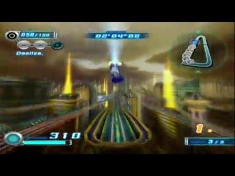 YA ESTAMOS EN PROBLEMAS   Sonic Riders: Zero Gravity #1 (Español)