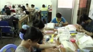 Quilling Art - Vietnam