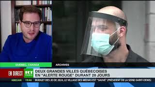 Reconfinement partiel au Québec : «Il y a une certaine insatisfaction qui commence à émerger»