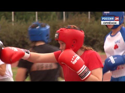 Тренировочные сборы по боксу