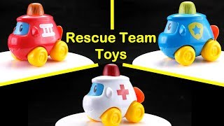 """😀Go Grow Fun😀 EP31 """"Rescue Team Toys"""""""