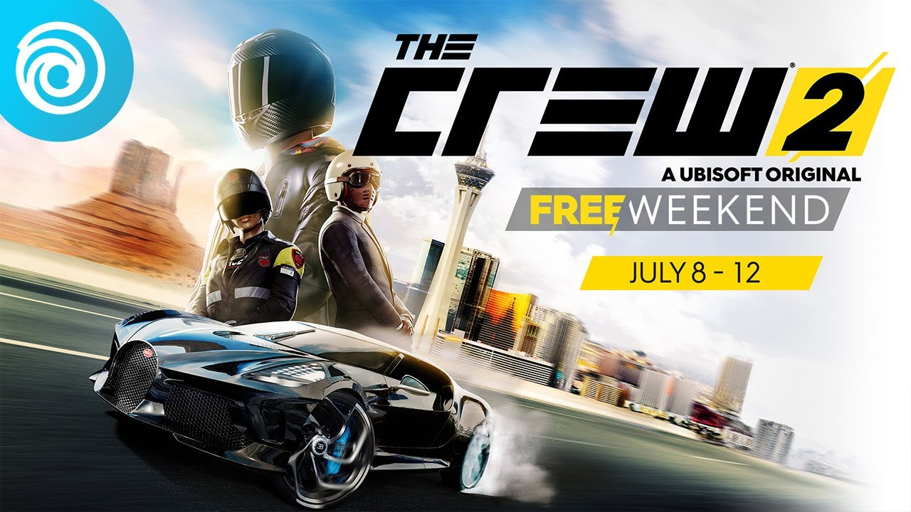 The Crew 2: Free Weekend July Trailer