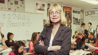 Esther Wojcicki | A Brief interlude of Paly Journalism History
