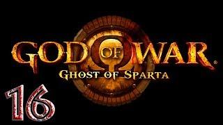 God of War: Ghost of Sparta прохождение на геймпаде PSP версия часть 16 Финал: Деймос и Танатос