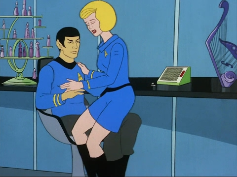 Download That would be illogical, Miss Chapel