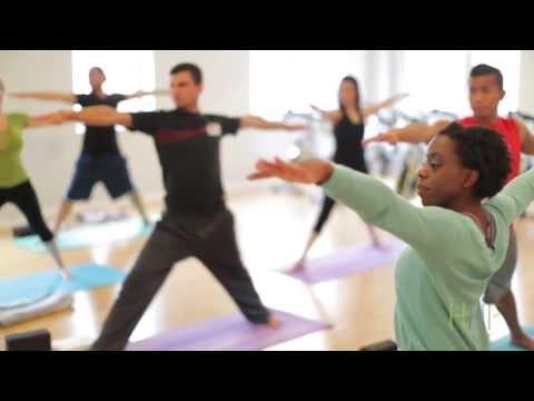Hamilton Health & Fitness 2 minute virtual tour