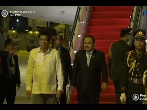 Mas malawak na bilateral ties, isusulong ni Duterte sa pagbisita sa Brunei at China