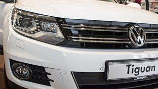 VW Tiguan 4Motion - Preview