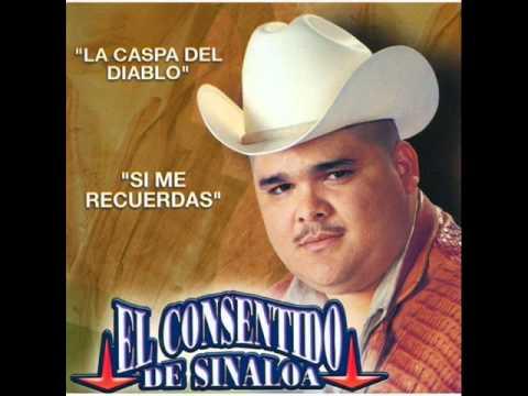 El Consentido De Sinaloa - La Caspa Del Diablo