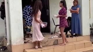 Певица Say Mo показала видео со свадьбы сестры