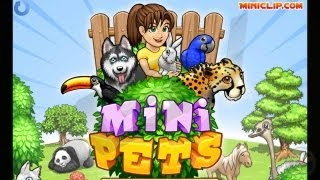 Mini Pets - Iphone & Ipad Gameplay Video