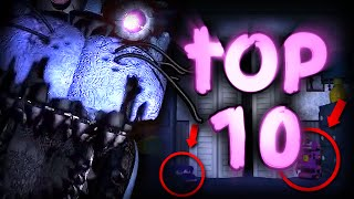 One of 8-BitGaming's most viewed videos: Top 10 Things You Missed In The FNAF 4 Trailer! || FNAF 4: The Final Chapter