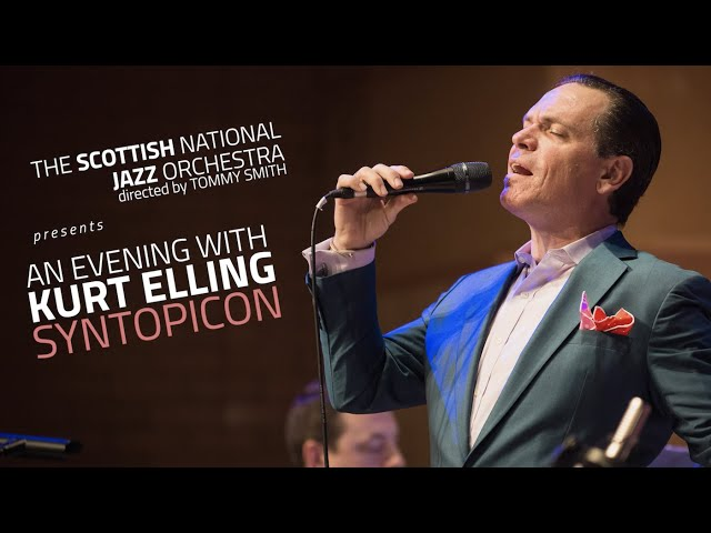 Kurt Elling and the SNJO 2014