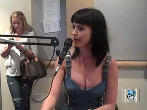 Katy Perry with JV & CHRISTIE
