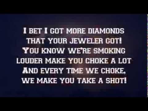 Dorrough ft. Wiz Khalifa - La La La (Lyrics)