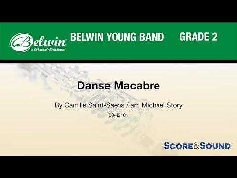 Danse Macabre, arr. Michael Story - Score & Sound