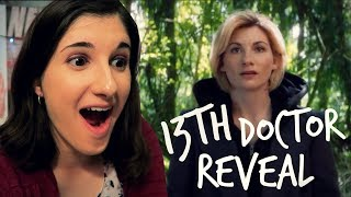 13TH DOCTOR REVEAL REACTION