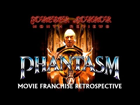 """Phantasm"" Movie Franchise Retrospective - Forever Horror Month Review"