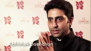 "OMEGA House - ""Best of Bollywood"" with Abhishek Bachchan at London 2012"