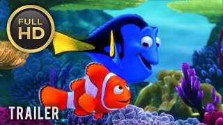 FINDING NEMO (2003) | Full Movie Trailer in HD | 1080p