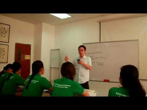 St  John Singapore   Long Case  and short case    By Doctor Samuel