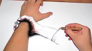 3D El Çizimi