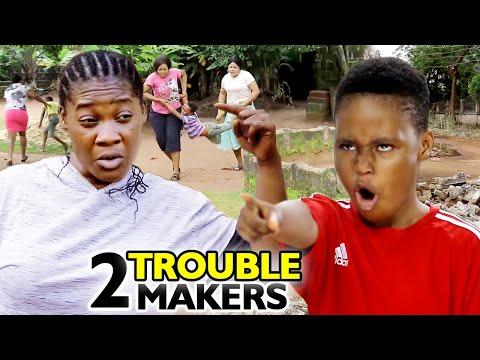 2 Trouble Makers Full Movie -Mercy Johnson 2020 Latest Nigerian Nollywood Movie Full HD