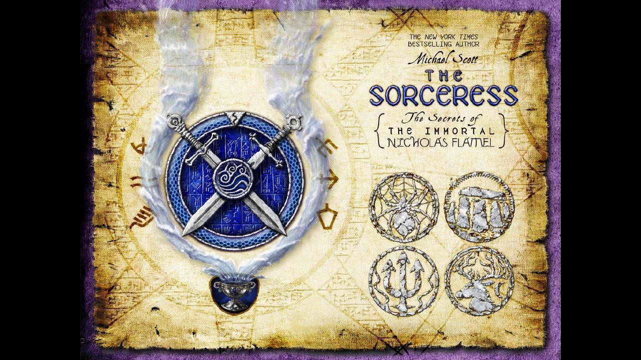 The Sorceress The Secrets Of The Immortal Nicholas Flamel Pdf