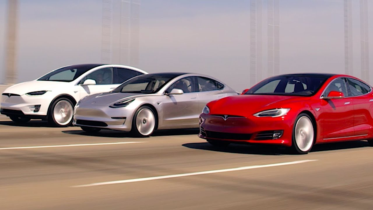 Image result for tesla 2018 lineup