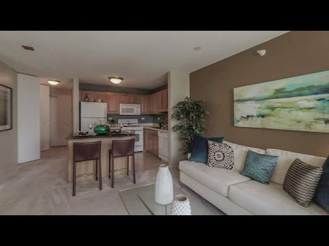 Tour a one-bedroom at The Shoreham at Lakeshore East