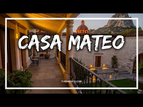Casa Mateo Hotel Boutique en Bernal