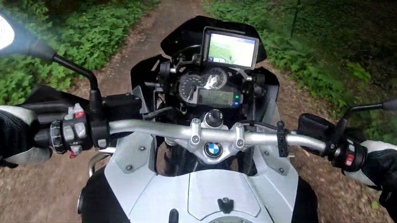 bmw r 1200 gs adventure with rallye windshield youtube. Black Bedroom Furniture Sets. Home Design Ideas