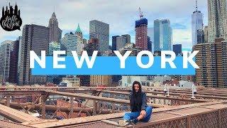 НЮ ЙОРК ВЛОГ 2019 ❤️ | NEW YORK VLOG 2019 🗽