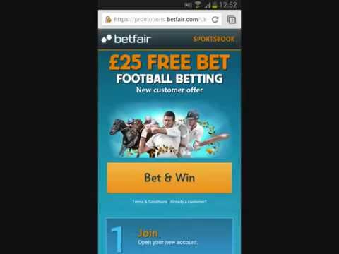 How To Download & Install The Betfair Android App *Updated*