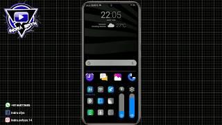 theme solid black v2 for all vivo device!! #funtouchOS