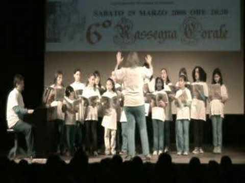 Fratello Sole Sorella Luna - Coro Puccini junior
