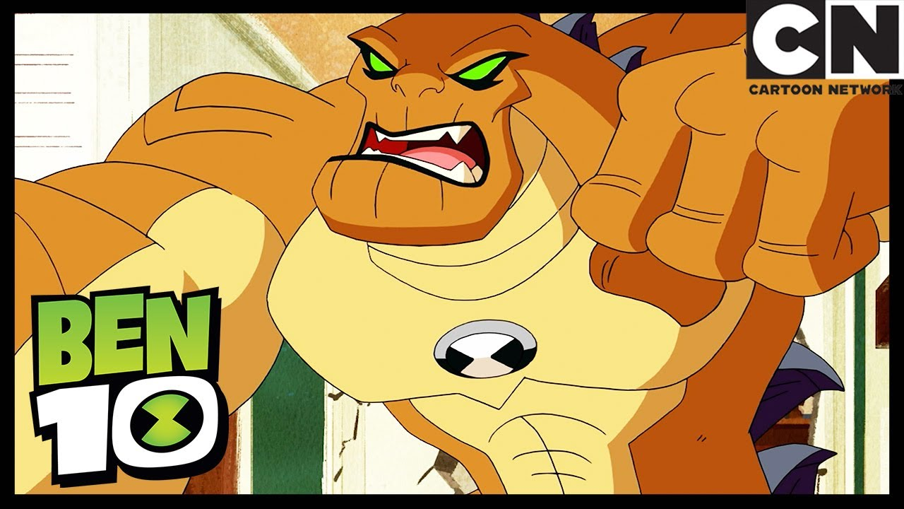 Ben in Rome Part 1: A Slice of Life | Ben 10 | Cartoon Network