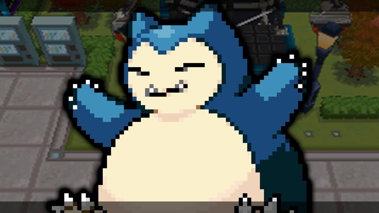 pokemon blue how to catch snorlax