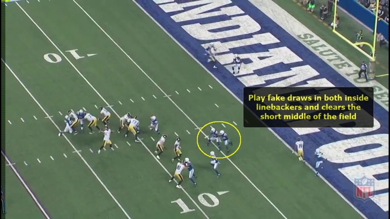 2863ddb5b Steelers Film Room: JuJu Smith-Schuster becoming a favorite red-zone target  for Ben Roethlisberger - Behind the Steel Curtain