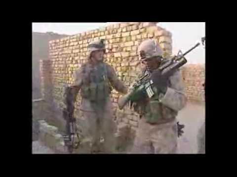 Insane Close Quarters Combat in Iraq (RAW FOOTAGE! OF INTENSE GUNFIGHT!)